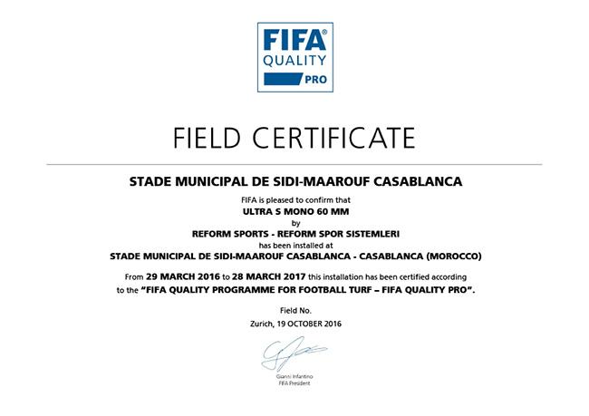 33 fifa2 stade municipal de sidi maarouf casablanca 2016