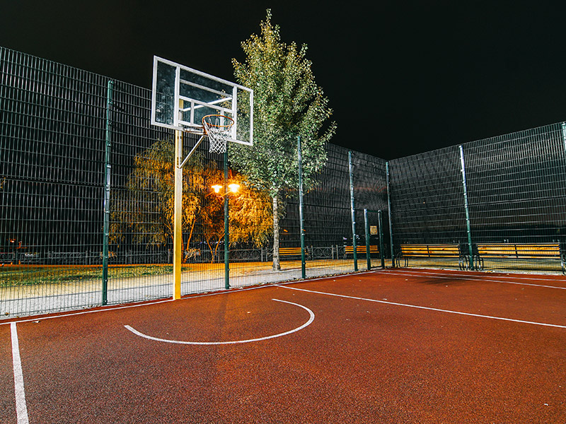 Basketbol Sahalari Rs 2