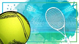 tenis kortlari menu