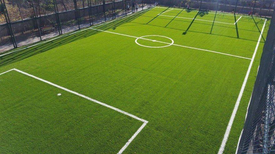Mini Futbol Sahası Özellikleri ve Ölçüleri