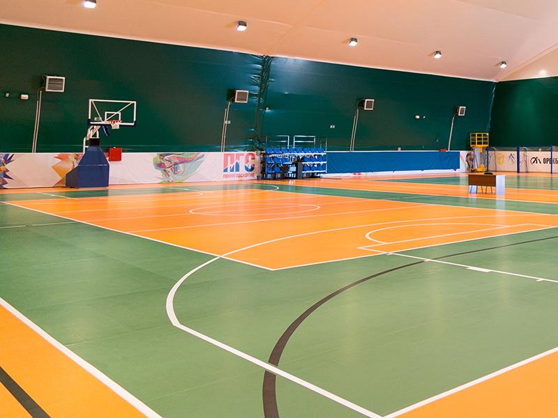 Basketbol Sahalari Rs 4