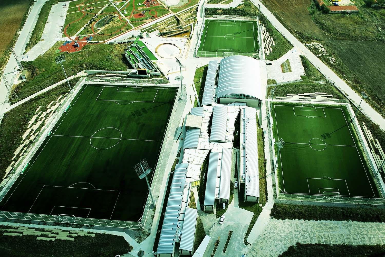 luleburgaz yildizlari futbol akademisi hali sahalari 1