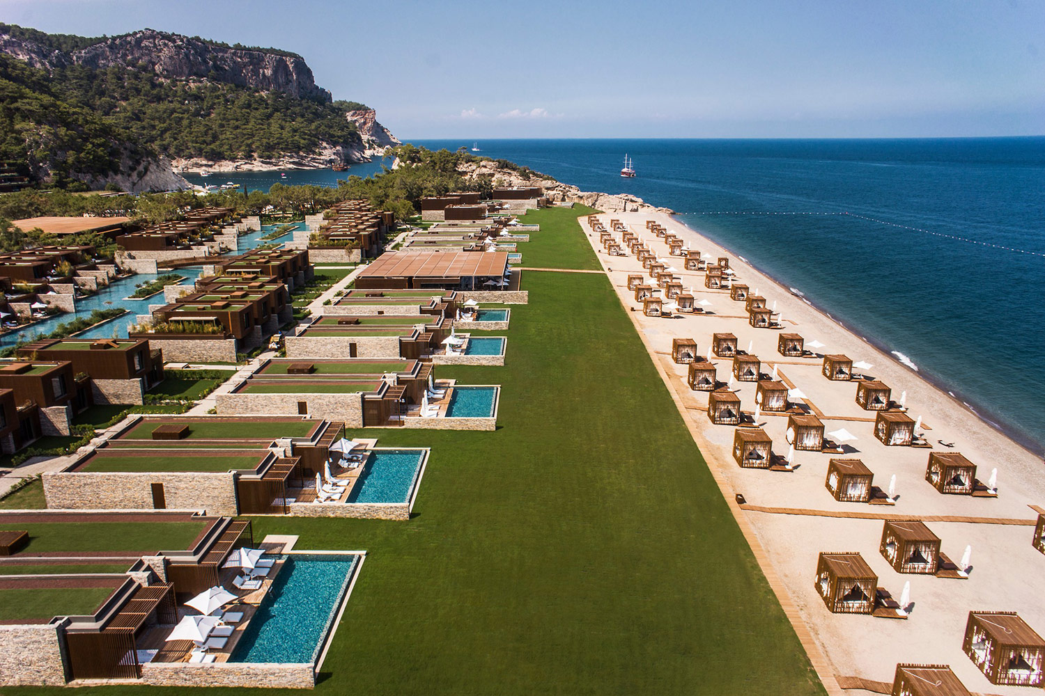 maxx royal resorts bahce peyzaj 2